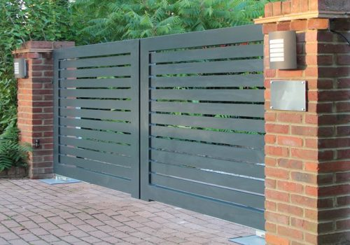 Aluminium Gate 4