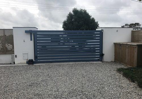 Aluminium Gate 6