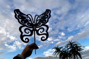 CNC Cut Butterfly