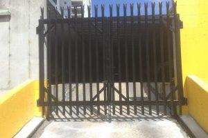 Pallisade Security Gate Perth 1