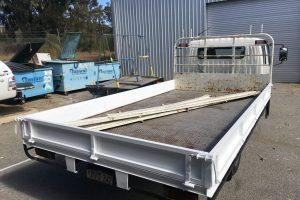 Truck Steel Sides