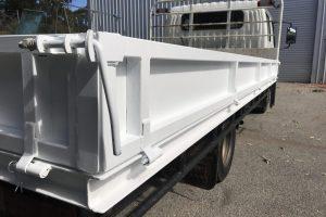 Truck Steel Sides 2